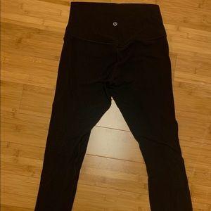 Lululemon Align Pant - 7/8 length